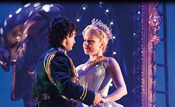 Glinda and Fiyero