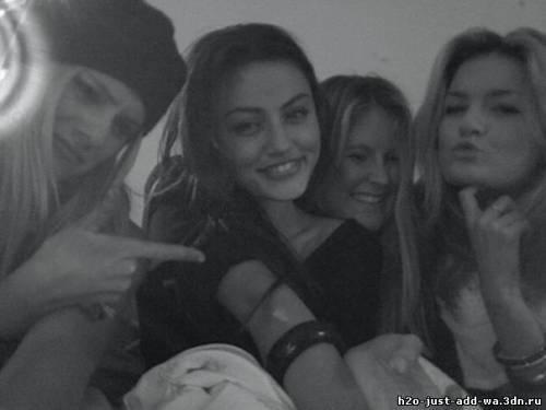 H2o actors :)