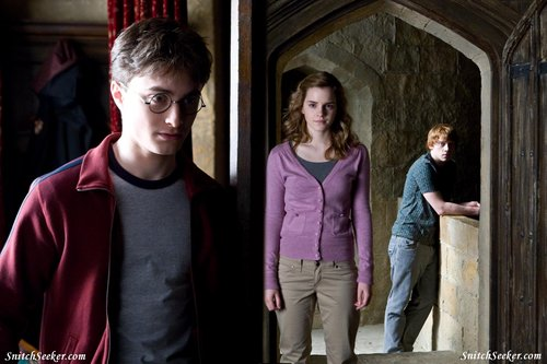 HP and Half_blood prince