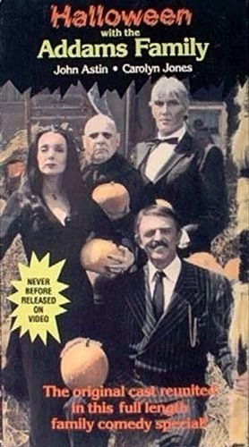 Halloween with the New Addams Family