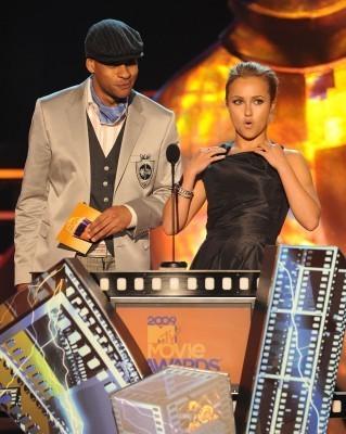Hayden Panettiere @ 2009 MTV Movie Awards