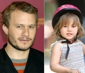 Heath & Matilda - heath-ledger photo