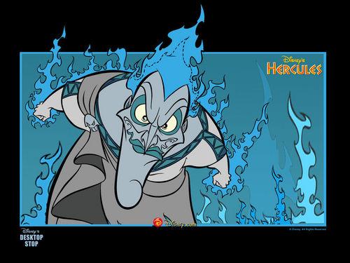 Hercules پیپر وال