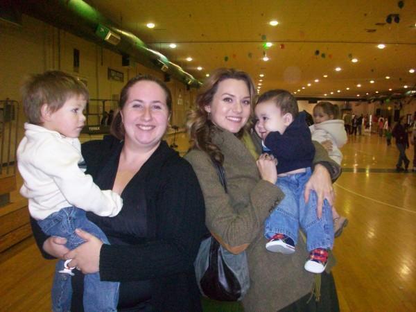 Hilarie Burton baby pictures