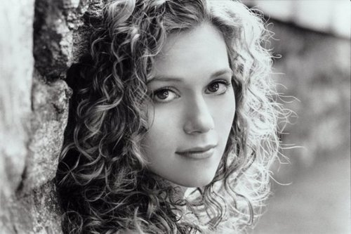 Hilarie at the age of 16