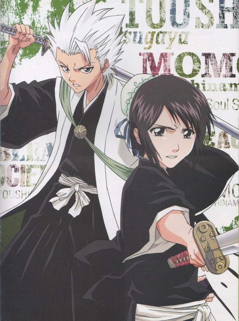 hinamori and toshiro relationship trust