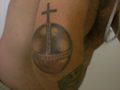 Holy Hand Grenade of Antioch tattoo