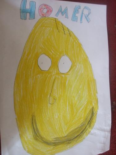 Homer Drawing