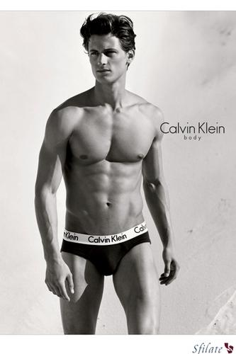 Hot male model