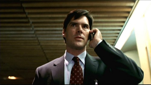 SSA Aaron Hotchner वॉलपेपर containing a business suit, a suit, and a three piece suit called Hotch