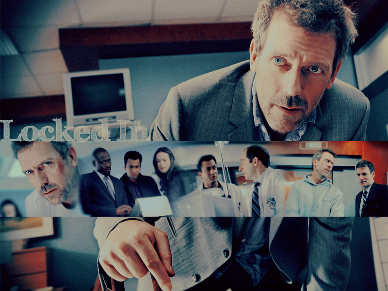 house md wallpaper widescreen. HouseMD - House M.D. Wallpaper