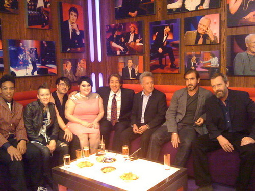 Hugh Laurie on Jonathan Ross: