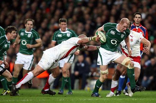 Ireland v England, Feb 28 2009