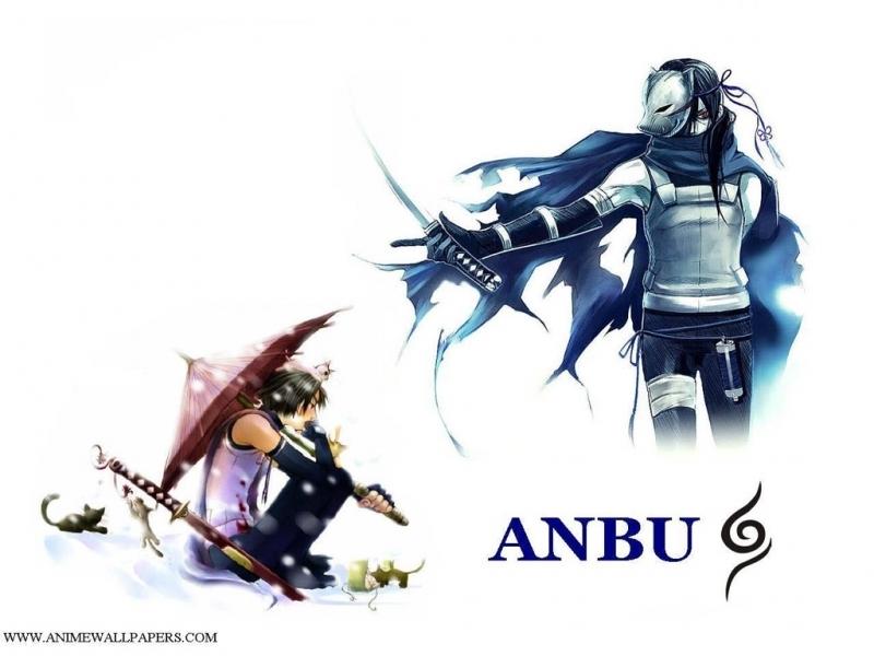 Itachi Anbu - Itachi Uchiha Wallpaper (6538876) - Fanpop