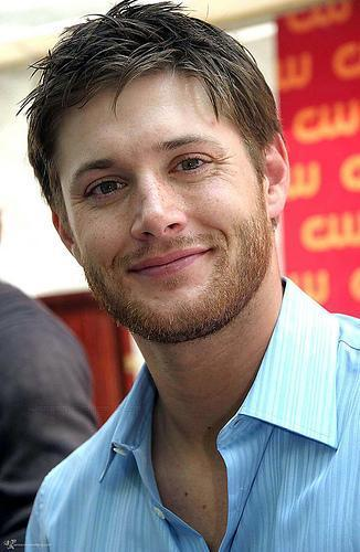 Jensen Ackles wallpaper probably containing a portrait called JENSEN ACKLES