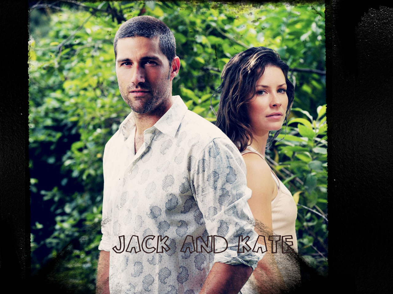jack and kate lost relationship with god