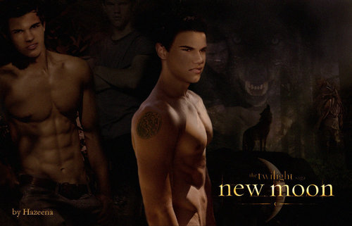 Jacob Black fond d'écran New Moon
