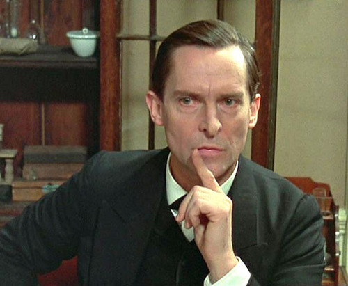 Sherlock Holmes hình nền with a business suit, a suit, and a two piece entitled Jeremy Brett - Sherlock Holmes