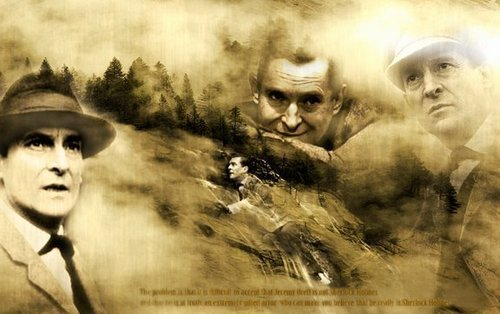 Sherlock Holmes wallpaper titled Jeremy Brett - Sherlock Holmes