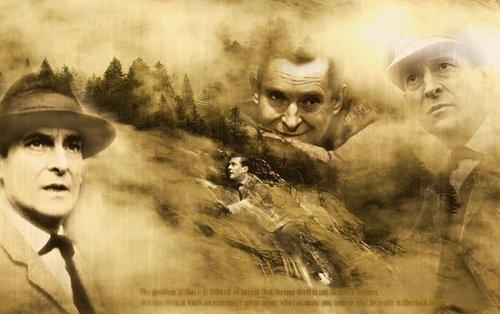 Jeremy Brett - Sherlock Holmes