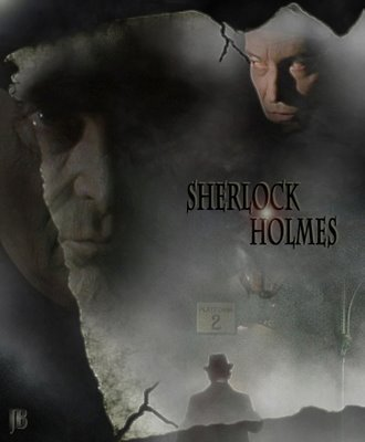 Sherlock Holmes fondo de pantalla possibly with a sign, a smoke screen, and a fusilero, rifleman titled Jeremy Brett - Sherlock Holmes