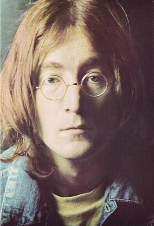 John Lennon پیپر وال containing a portrait entitled John Lennon