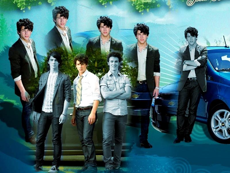 Jonas Brothers - the-jonas-brothers wallpaper