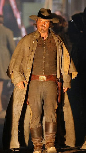 Josh Brollin as Jonah Hex