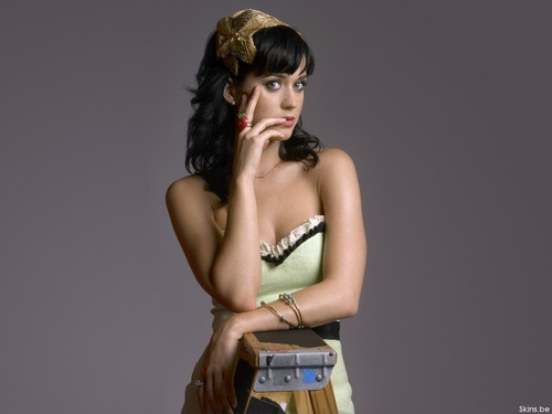 Katy Perry fond d'écran entitled Katy