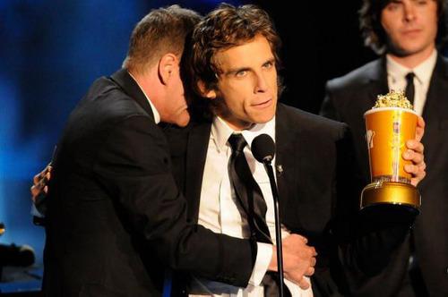 Kiefer at 2009 MTV Movie Awards