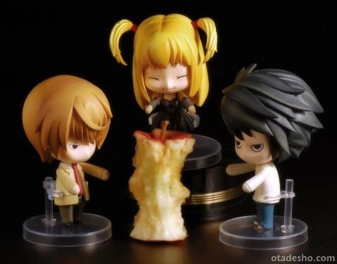 Kira, L, Misa Doll