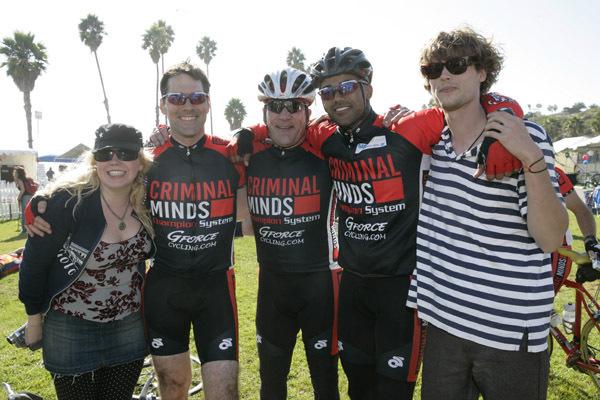Kirsten, Thomas, Mandy, Shemar & Matthew