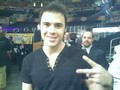 Kris Allen @ NBA Finals
