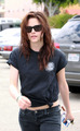 Kristen Stewart Out in Toluca Lake - June 5 - twilight-series photo