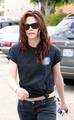Kristen Stewart Out in Toluca Lake - June 5 - twilight-series photo