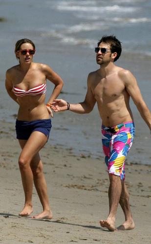 Kyle Howard and Lauren Conrad