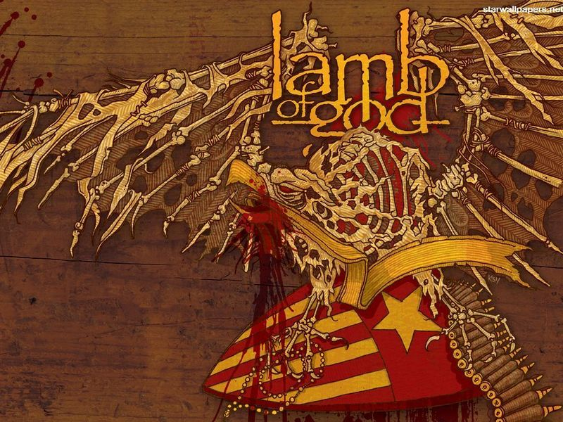 death metal wallpapers. Lamb Of God - Death Metal
