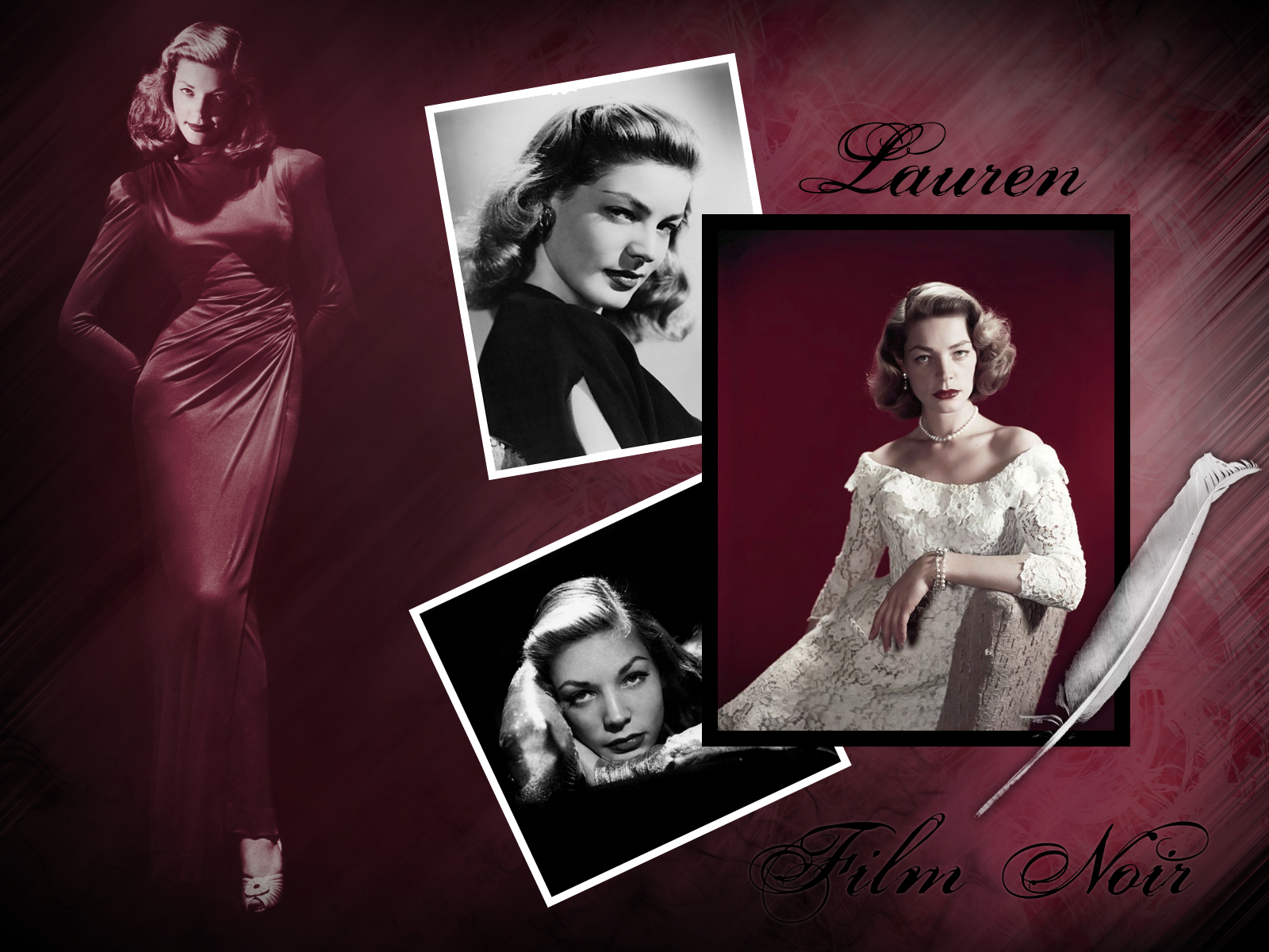Lauren Bacall - Classic Movies Wallpaper (6531835) - Fanpop Lauren Bacall Movies