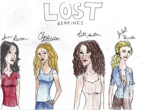 Lost Ladies