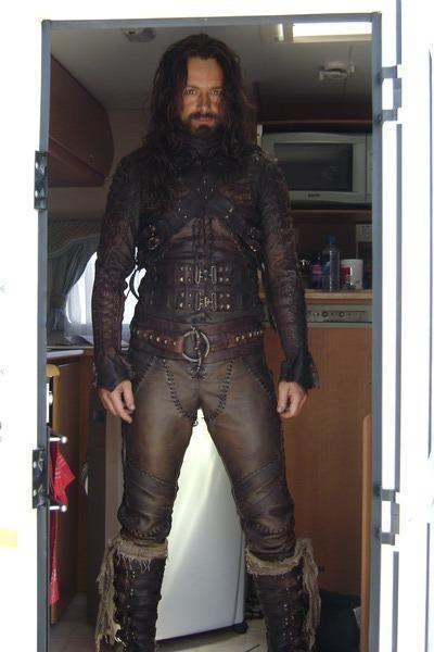 Underworld Michael Costume Lucian - Michael Sheen...