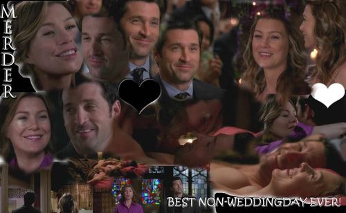 Grey's Anatomy Couples fond d'écran called MD