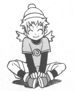 manga Vol 2: Mutsumi