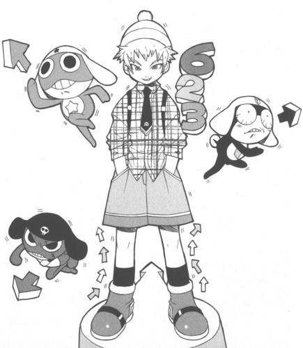 日本漫画 Vol 2: 标题 Image