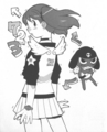 Manga Vol 2: Title Image - sgt-frog-keroro-gunso photo