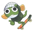 Manga Vol 3: Color Manga Image - sgt-frog-keroro-gunso photo