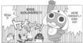Manga Vol 3: Gung Ho!