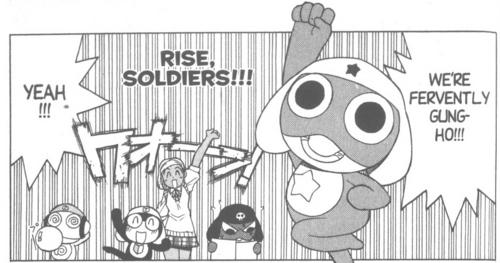 komik jepang Vol 3: Gung Ho!