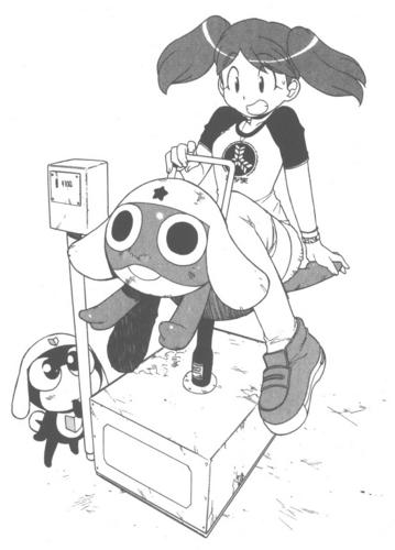 日本漫画 Vol 3: 标题 Page