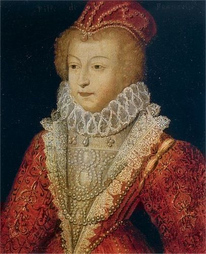 Marguerite de Valois, Queen of France