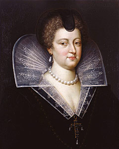 Marie de Medici, reyna of France